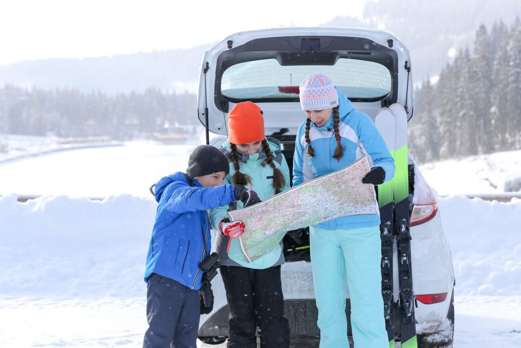 Saguenay en neige chez vous